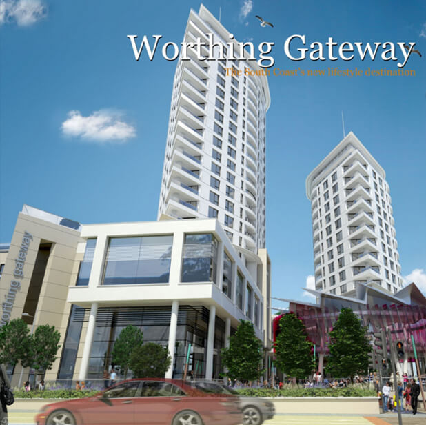 worthing gateway cover